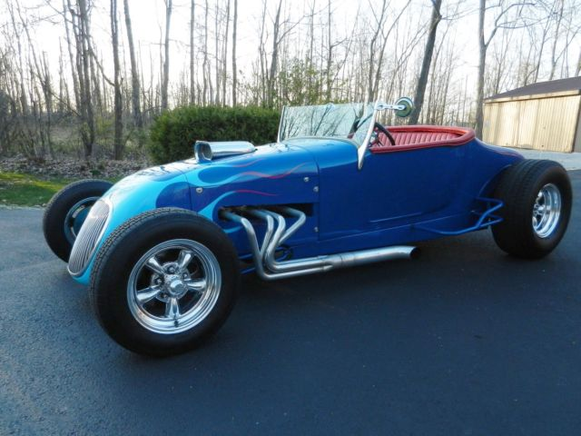 1927 Track T Roadster