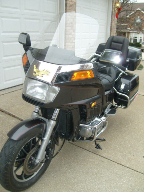 1986 HONDA GL1200 INTERSTATE