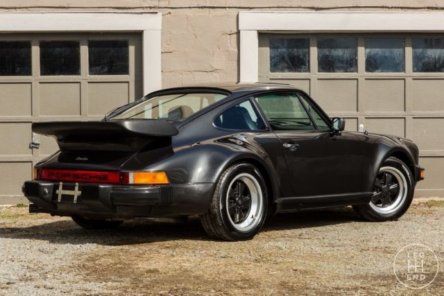 1979 Porsche 911 Turbo Black Metallic Sport seats, LSD, Trades Welcome
