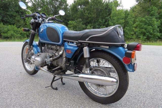 1976 BMW R60/6