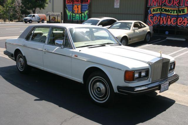 1984 Rolls Royce Silver Spur