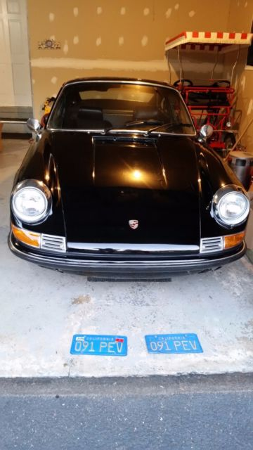 1971 Porsche 911 One Owner California Car Excellent Orignal AC Sunroof 5 Speed