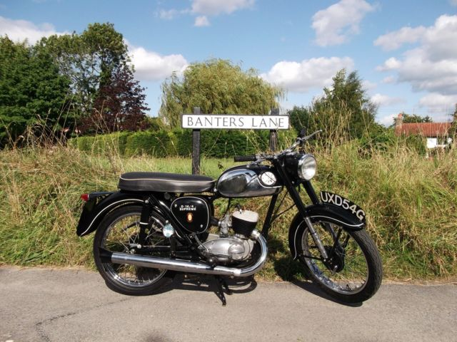 """Four Runner For Sale >> BSA BANTAM, """"D14/4 Supreme"""", 1968, stunning to look at and ride!! For Sale lowestoft, Suffolk ..."""