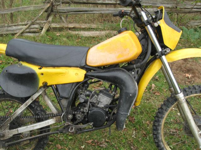Yamaha : YZ
