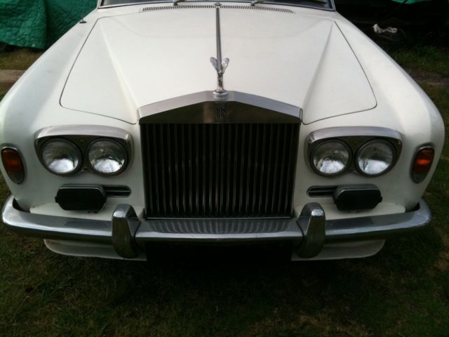1973 ROLLS ROYCE SILVER SHADOW SERIES 1 BEST ROLLS ROYCE EVER MADE GOING CHEAP