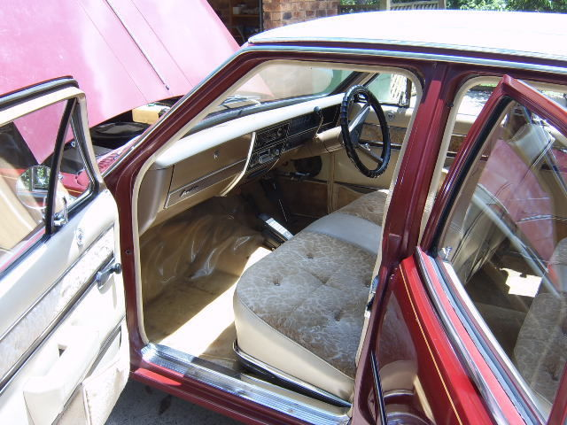 MUST SELL 1968 HK HOLDEN BROUGHAM ORIGINAL CONDITION REDUCED FOR QUICK SALE
