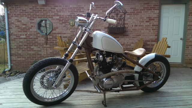 1977 Custom Built Motorcycles Other