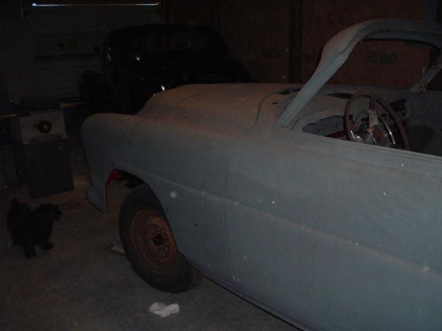 Other Makes : Hudson Hornet Convertable