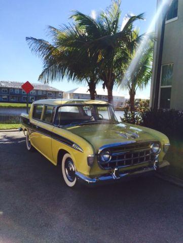 1956 Nash