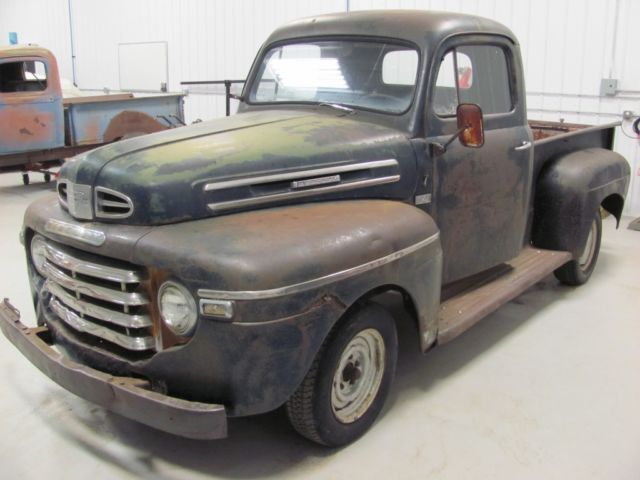 1949 Ford Other Pickups 1 2 Ton Pickup For Sale Mossleigh Alberta Canada Automotoclassicsale Com