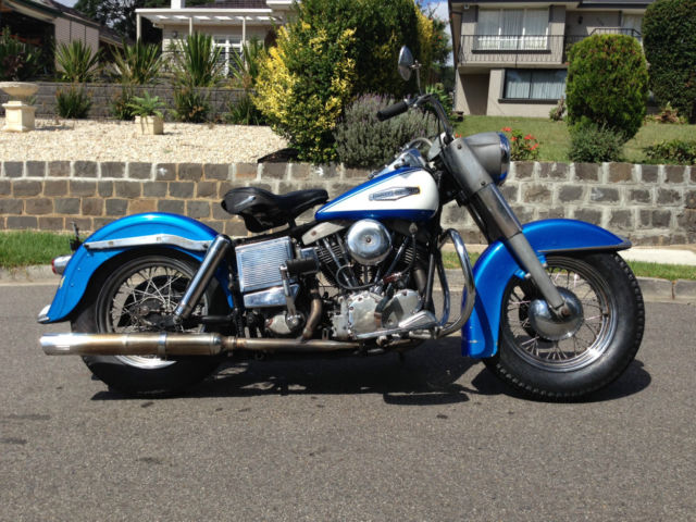 1966 Harley Davidson Electra Glide - NO RESERVE