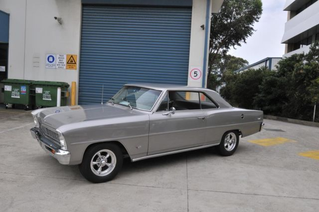 1966 CHEVROLET NOVA 400 V8 AUTO, NOT A CAMARO MUSTANG IMPALA CHEVELLE MONARO