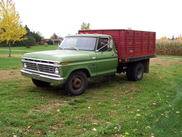 1974 Ford F-350 For Sale Dixon, Illinois, United States ...