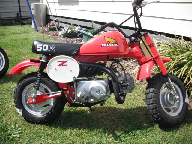 honda z50r 1982 z50 honda 50 crf xr qa dax restored mini trail pit rh automotoclassicsale com Honda 50Cc Trail Bike Honda 50 Trail Bikes Sale