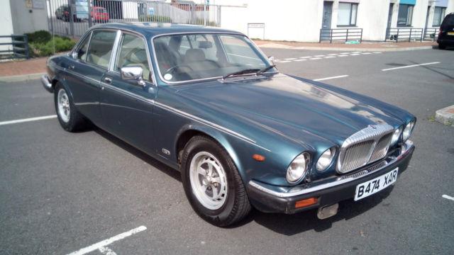 1984 DAIMLER JAGUAR DOUBLE SIX AUTO BLUE - UNBELIEVABLE GARAGE FIND!!