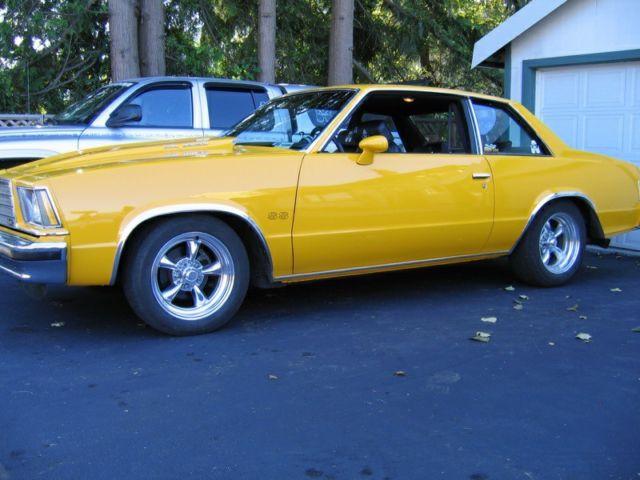 Chevrolet : Malibu