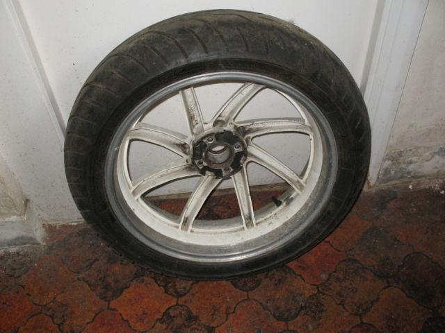 """Rear Wheel 17"""""""
