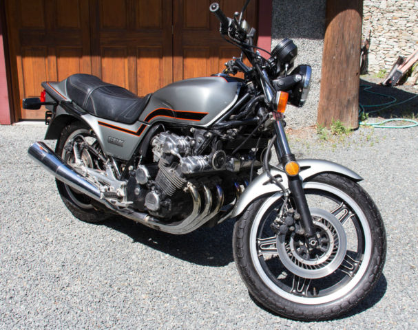 Honda : CBX