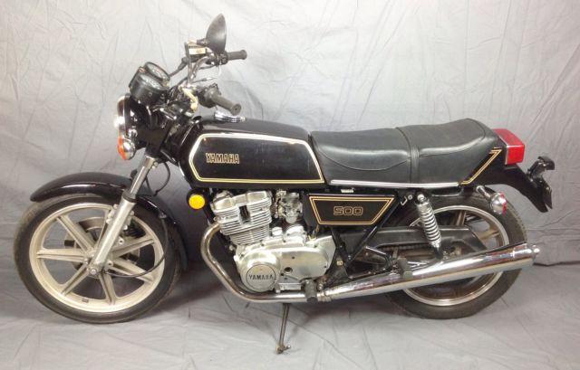 1976 Yamaha XS