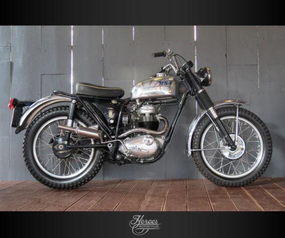 1965 BSA B40