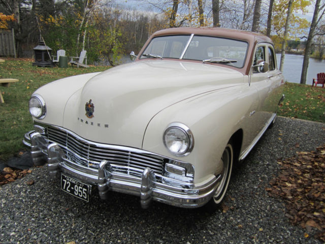 1947 Other Makes Kaiser Frazer Manhattan