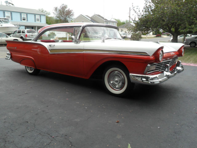 1957 Ford Fairlane 500 hard top