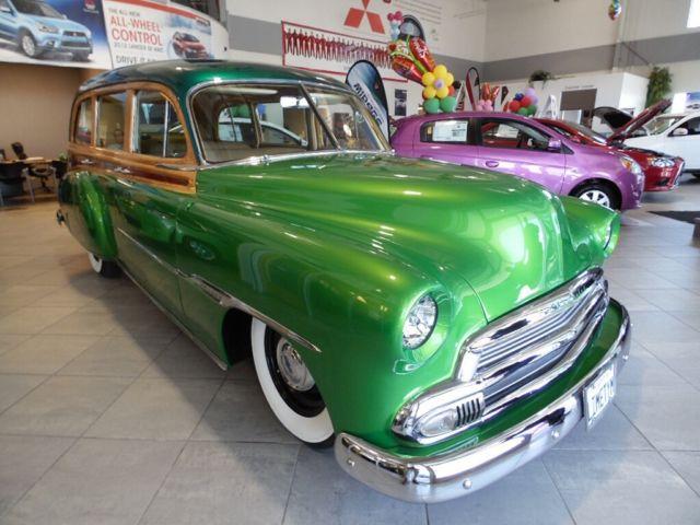 1951 Chevrolet Other Deluxe