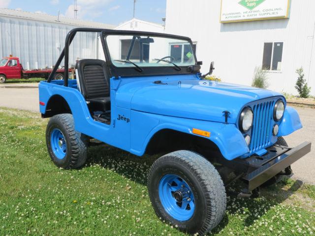 1975 Jeep CJ CJ5