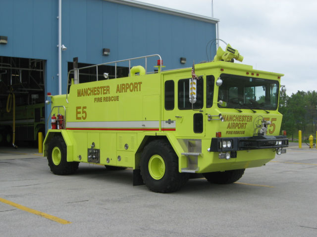 1989 Other Makes T-1500 Airport Fire Rescue