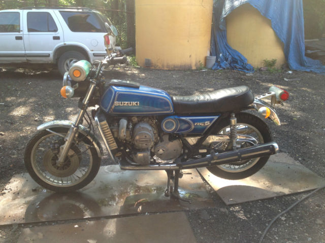 1975 Suzuki Other