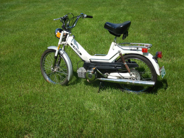 1977 Other Makes Puch Maxi Motor Driven Cycle (Moped)
