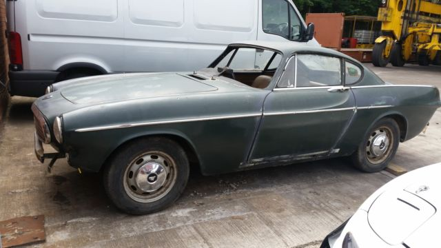 Volvo P1800S (1968) Restoration Project