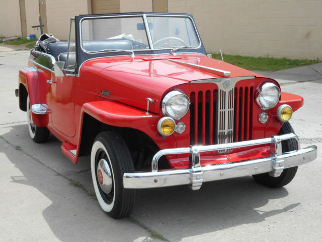 1949 Jeep Willys NO RESERVE AUCTION! HIGHEST BIDDER WINS! LOOK!!!