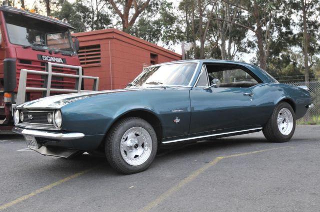 1967 CHEVROLET CAMARO 350 V8, 4 SPD,  NOT A CHEVELLE, MUSTANG, BELAIR