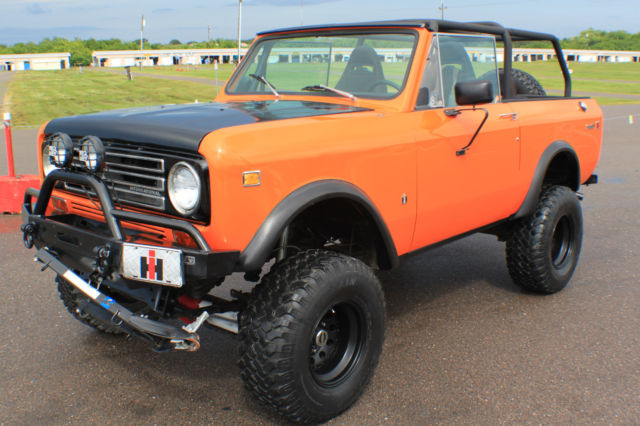 1972 International Harvester Scout Scout 2