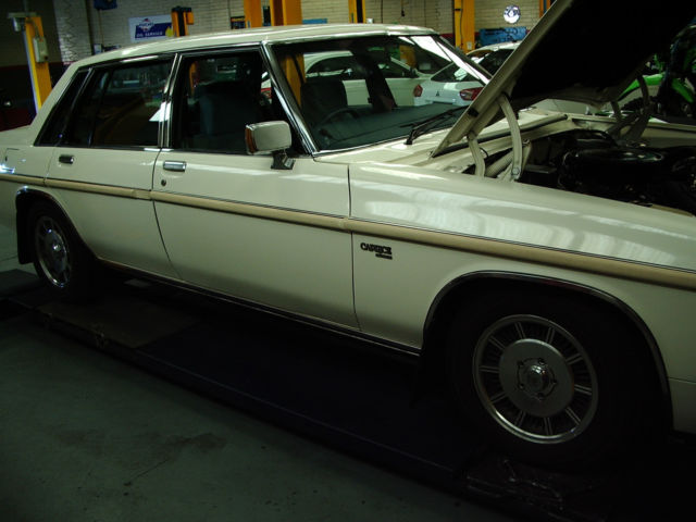 HOLDEN Caprice 1984 Series II Statesman