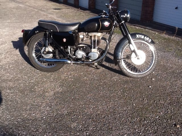 Matchless G3 1960. Excellent Runner,very good condition