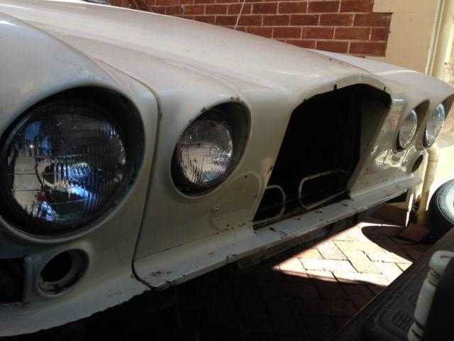 Jaguar MK X / MK10 4.2 Sedan Auto, IDEAL RESTORATION PROJECT - SEE PHOTO'S
