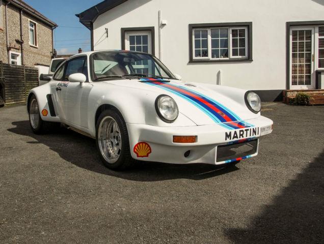 Porsche 911 RSR IROC creation
