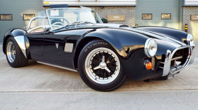 1978 AC Cobra Dax Tojeiro 5.3 V12 Automatic Great Example Rare Find!
