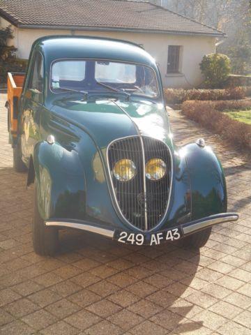 Peugeot 202 UH Pickup 1947