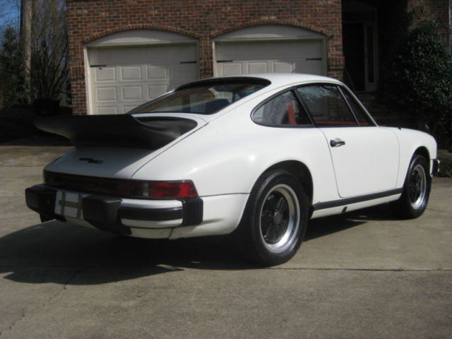 1979 porsche 911 sc original with porsche coa numbers. Black Bedroom Furniture Sets. Home Design Ideas