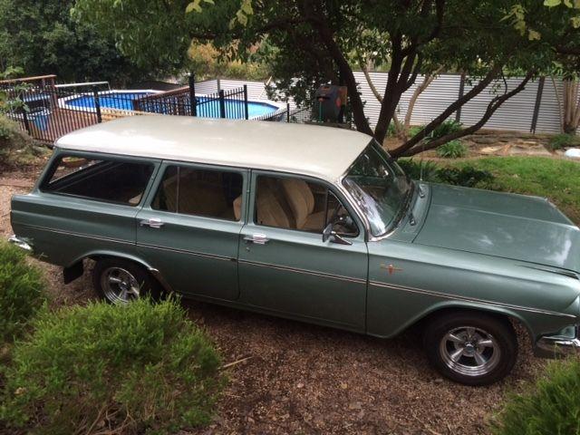Holden 1964 eh premier station wagon