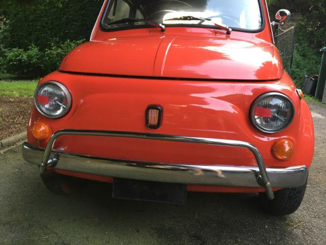 Fiat 500 L Classic 1971