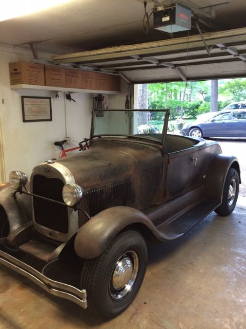 ford model  shay roadster hot rod street rod  sale mobile alabama united states