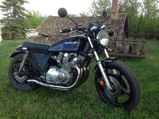 Suzuki: GS