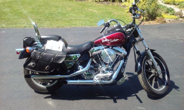 1986 Harley FXR