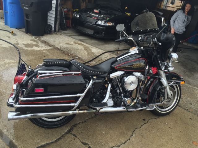 Harley Davidson ,FLHT for under 5k won't last