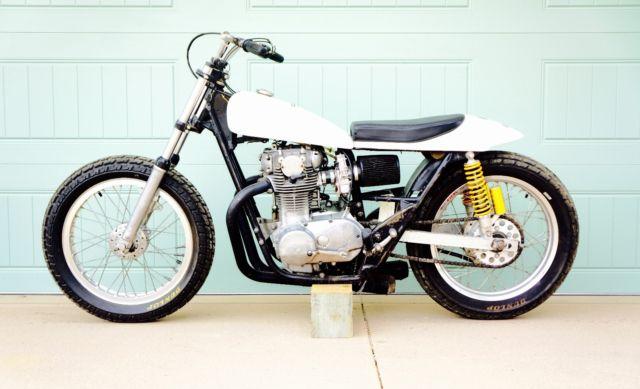1975 Yamaha 750 Flat Tracker