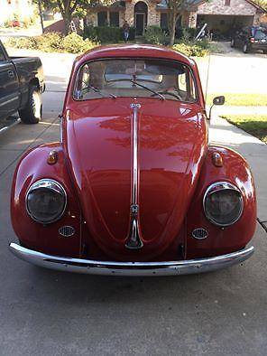 Classic 1962  VW Euro Beetle